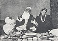 Sheikh's prayer, Tukay, 1911.jpg