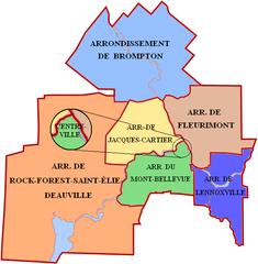 Plan Sherbrooke