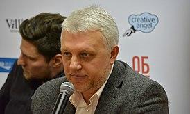 Павел Шеремет в 2014 году