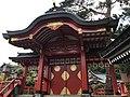Shimmon Gate of Taikodani Inari Shrine.jpg