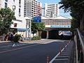 Shin-Koiwa Station North busstop and Sky Deck Tatsumi.jpg