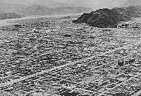 Shizuoka after the 1945 air raid.JPG