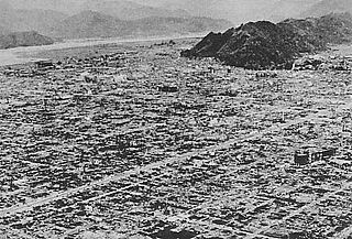 Bombing of Shizuoka in World War II