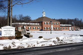 Shrewsbury, Massachusetts - Town Hall