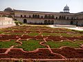 Side view of Agra fort, India 02.jpg