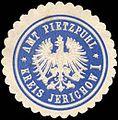 Siegelmarke Amt Pietzpuhl - Kreis Jerichow I W0214004.jpg