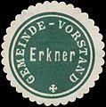 Siegelmarke Gemeinde-Vorstand Erkner W0334548.jpg