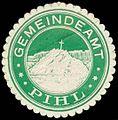 Siegelmarke Gemeindeamt Pihl W0320525.jpg