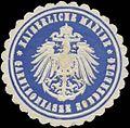 Siegelmarke K. Marine Garnisonkasse Sonderburg W0363951.jpg