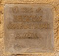Sign on Church of Virgin Mary of Chrysopolitissa, Larnaca, Cyprus 09.jpg
