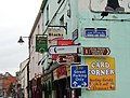 Signs, Cavan - geograph.org.uk - 309376.jpg