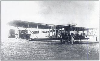 Tail gunner - The Russian Sikorsky ''Ilya Muromets'' (model S-25 variant Geh-2, from March 1916) was the first aircraft equipped with a tail gun position (here, in this photograph, an aircraft of the Imperial Russian Air Service).