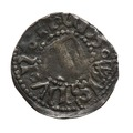 Silvermynt präglat i Visby, cirka 1400-1450 - Skoklosters slott - 108657.tif