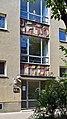 Simmering - Gemeindebau Salvador-Allende-Hof - Stiege 79 - unten.jpg