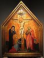 Simone dei crocifissi, crocifissione, tavola, 33x43 cm, coll. privata.JPG