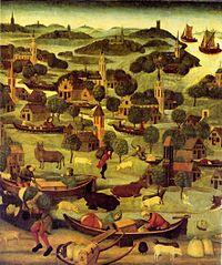 Sint Elisabethsvloed 1421.jpg