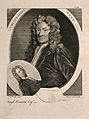 Sir Christopher Wren. Line engraving by A. Bannerman after S Wellcome V0006658.jpg