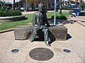 Sir Edmund Barton's statue - panoramio.jpg