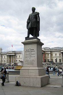 Sir Henry Havelock's statue