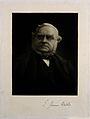 Sir Thomas Spencer Wells. Mezzotint, 1888. Wellcome V0006213.jpg