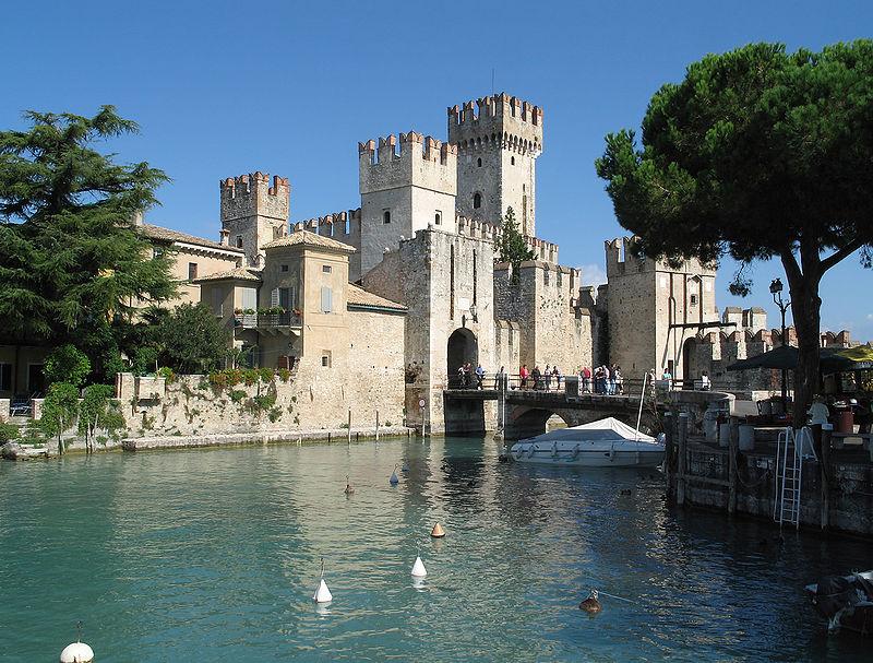 Castelo Scaligero, Sirmione