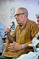 Sirshendu Mukhopadhyay Discusses - Epar Bangla Opar Bangla Sahityer Bhasa Ki Bodle Jachhe - Apeejay Bangla Sahitya Utsav - Kolkata 2015-10-10 5093.JPG