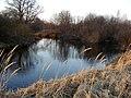 Sitas ieteka Pededzē. 2002-03-29 - panoramio.jpg
