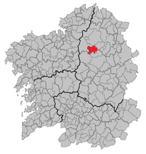 Begonte - Location