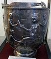 Situla in argento con donne al bagno, da ercolano, 190-210 dc ca. 01.JPG