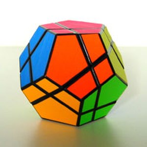 Skewb Ultimate - Meffert's version of the 6-color Skewb Ultimate.