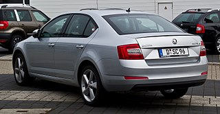skoda octavia 1 8 tsi green tec elegance iii heckansicht 14 april 2013. Black Bedroom Furniture Sets. Home Design Ideas