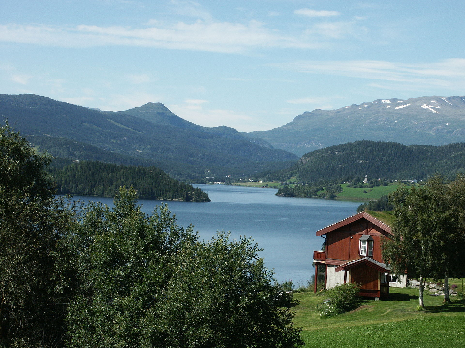 Mountain Car >> East Norway – Travel guide at Wikivoyage