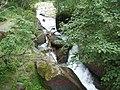 Small waterfall in Changbai Mountain.jpg
