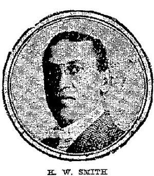 Smith Corona - Hurlburt W. Smith, One of the founders of Smith Premier Typewriter Co., July 29, 1904