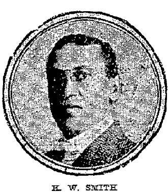 Smith Corona - Hurlburt W. Smith, One of the founders of Smith Premier Typewriter Co., July 29, 1904