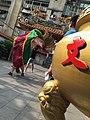 Snapshot, Taipei, Taiwan, 台北大龍峒金獅團, 樹人書院文昌祠, 隨拍, 台北, 台灣 (19235057810).jpg