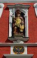 Soest, Rathaus, im Giebel St. Patroklus.JPG