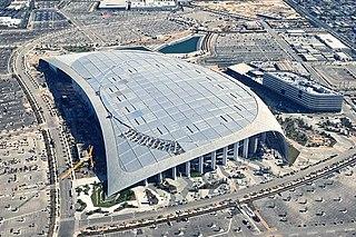 SoFi Stadium NFL stadium in the LA area