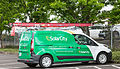 SolarCity Solar Panel Installation Van in Portland, Oregon (19526323073).jpg