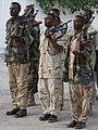 Soldiers from the Ugandan Contingent in the front line (6242842363).jpg