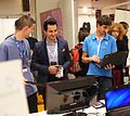 Solutions Libres et Open Source 2013 stand KDE (4).jpg