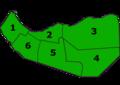 Somaliland map numbered2.png