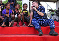 Son of Aurora, Neb., Resident Participates in Humanitarian Mission In South Pacific 110430-N-KB563-633.jpg