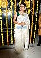 Sonali Kulkarni graces Ekta Kapoor's Diwali bash (07).jpg