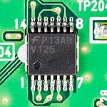 Sony VPL-HS1 - EP-GW 1-682-353-11 printed circuit board - Fairchild V125-7389.jpg