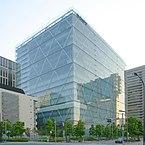 Sony headquarters, Tokyo