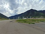 Southeast at US-6 & US-89 junction in Spanish Fork, Utah, May 16.jpg