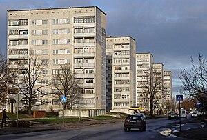Soviet blocks, Liepaja