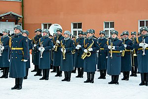 Special Exemplary Military Band of the Guard of Honor Battalion of Russia - Image: Special Exemplary Military Band of the Guard of Honor Battalion of Russia