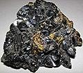 Sphalerite (mine near Carthage, Tennessee, USA) 1 (44862884385).jpg